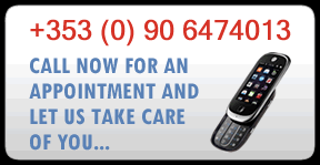 Call now for an appointment and let us take care of you